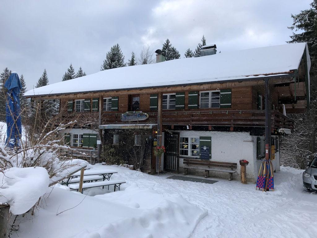 Frasdorfer Hütte