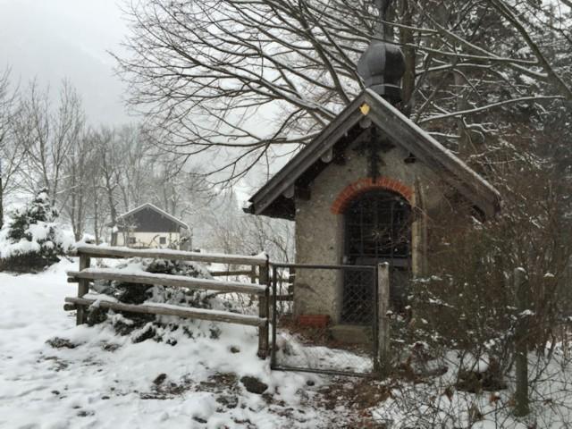 Kapelle mit Schmiedalm