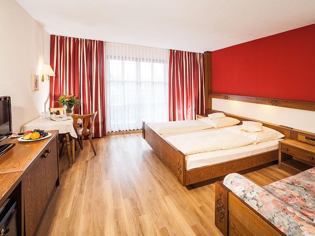 Hotel am Chiemsee Zimmer