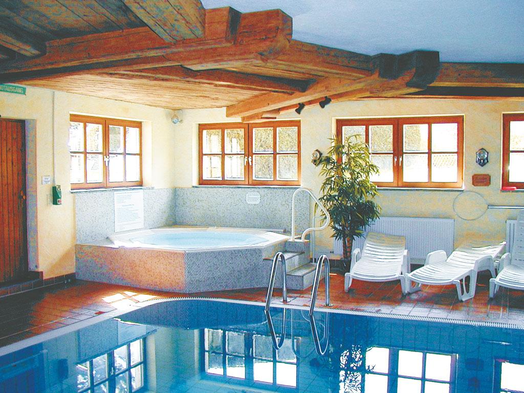 Schwimmbad Seehotel Wassermann