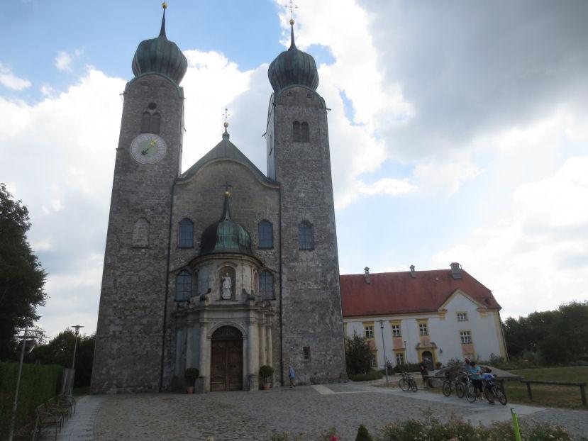 Klosterkirche Baumburg
