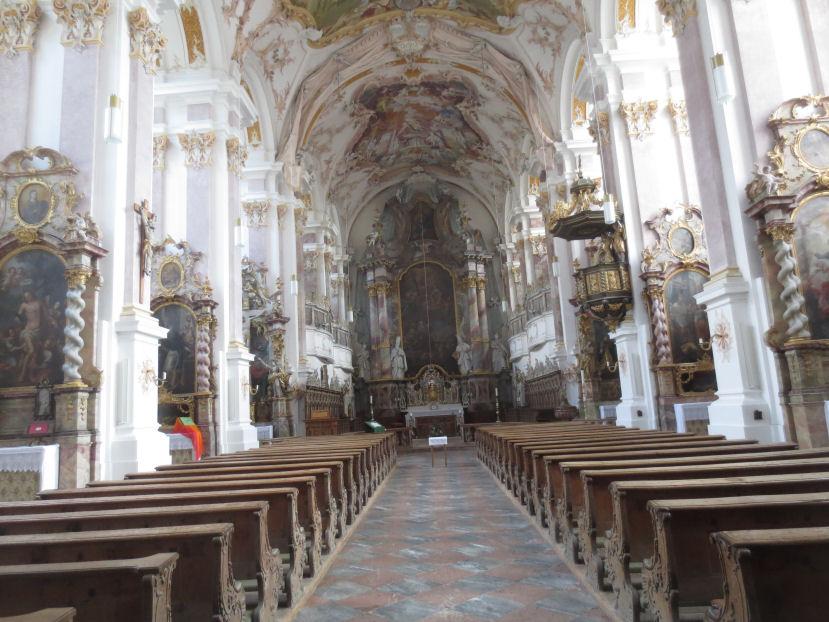 Altar Klosterkirche