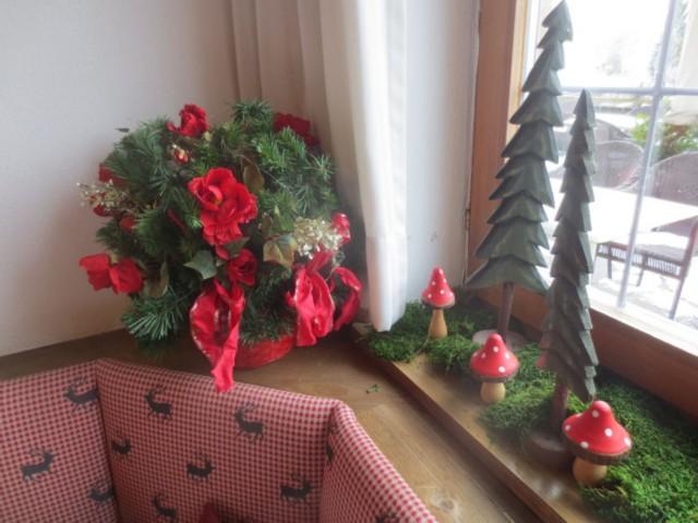 weihnachtliches eck